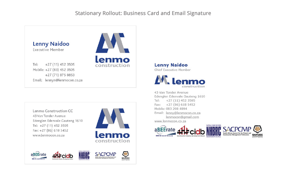Stationary-rollout-business-card