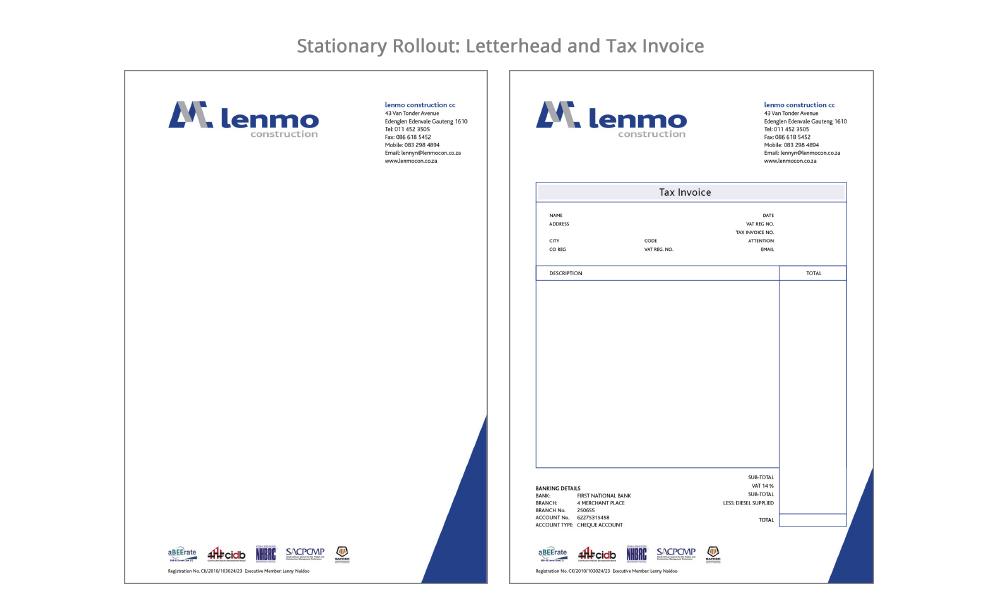 Stationary-rollout-letterhead-lenmo