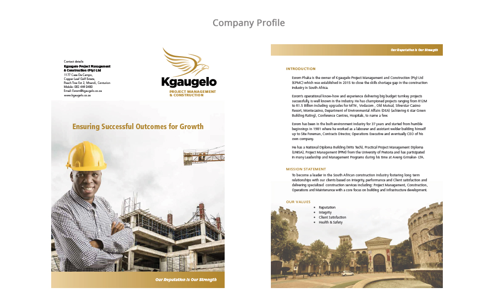 Kgaugelo-company-profile