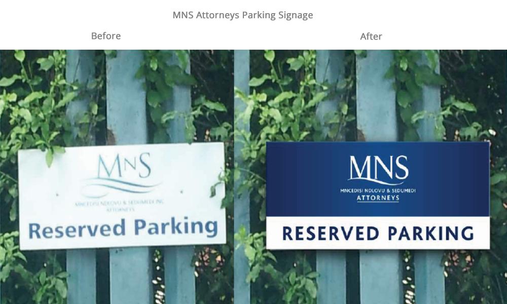 Office-Signage